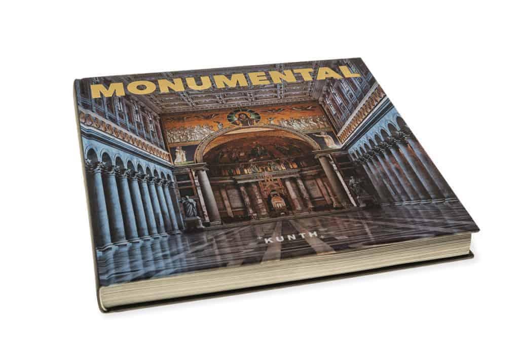 Art book architecture