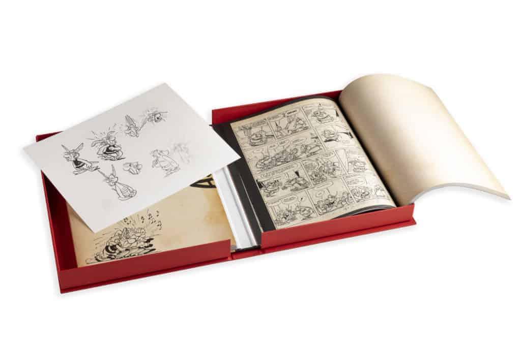 Cofanetto commemorativo Asterix