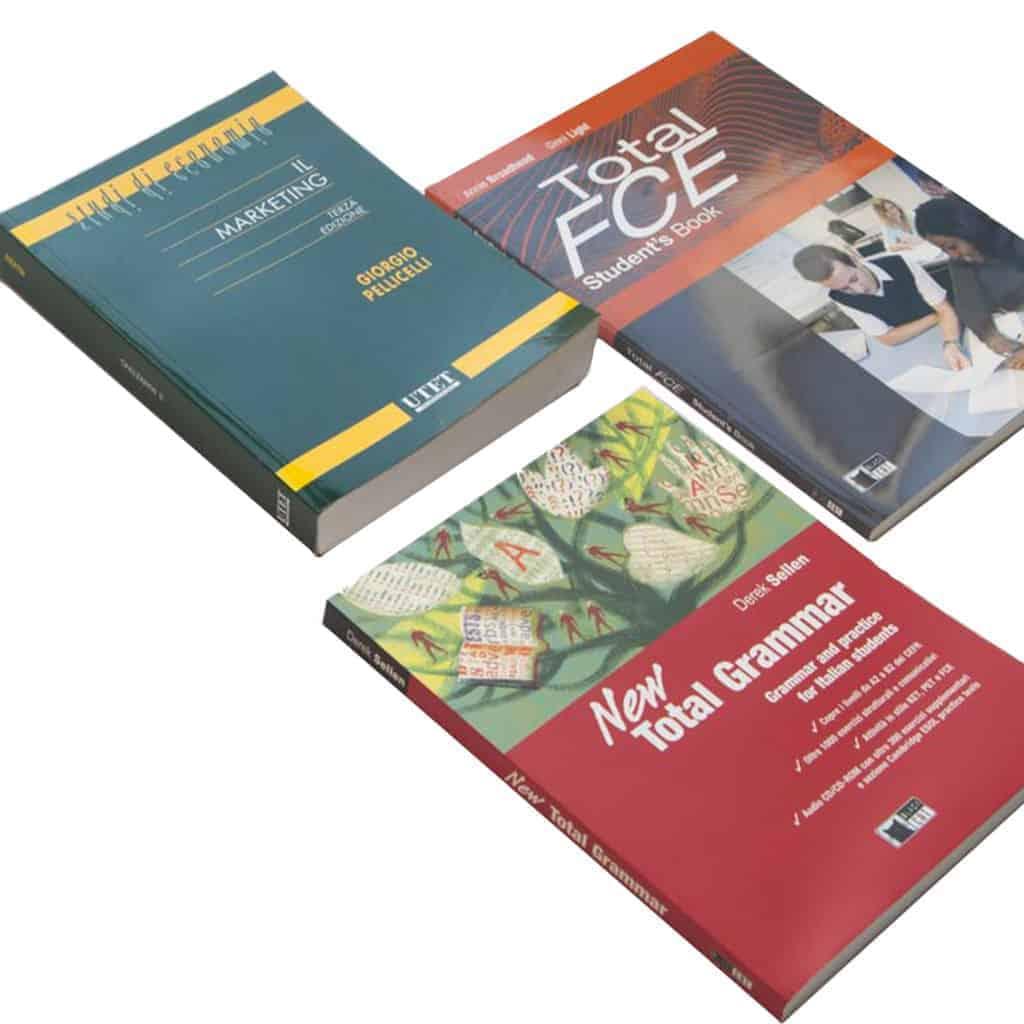 Libri di testo scolastici