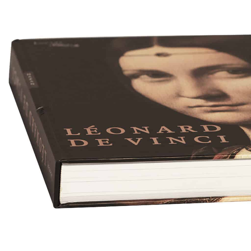 Leonardo Da Vinci celebration art book, paintings