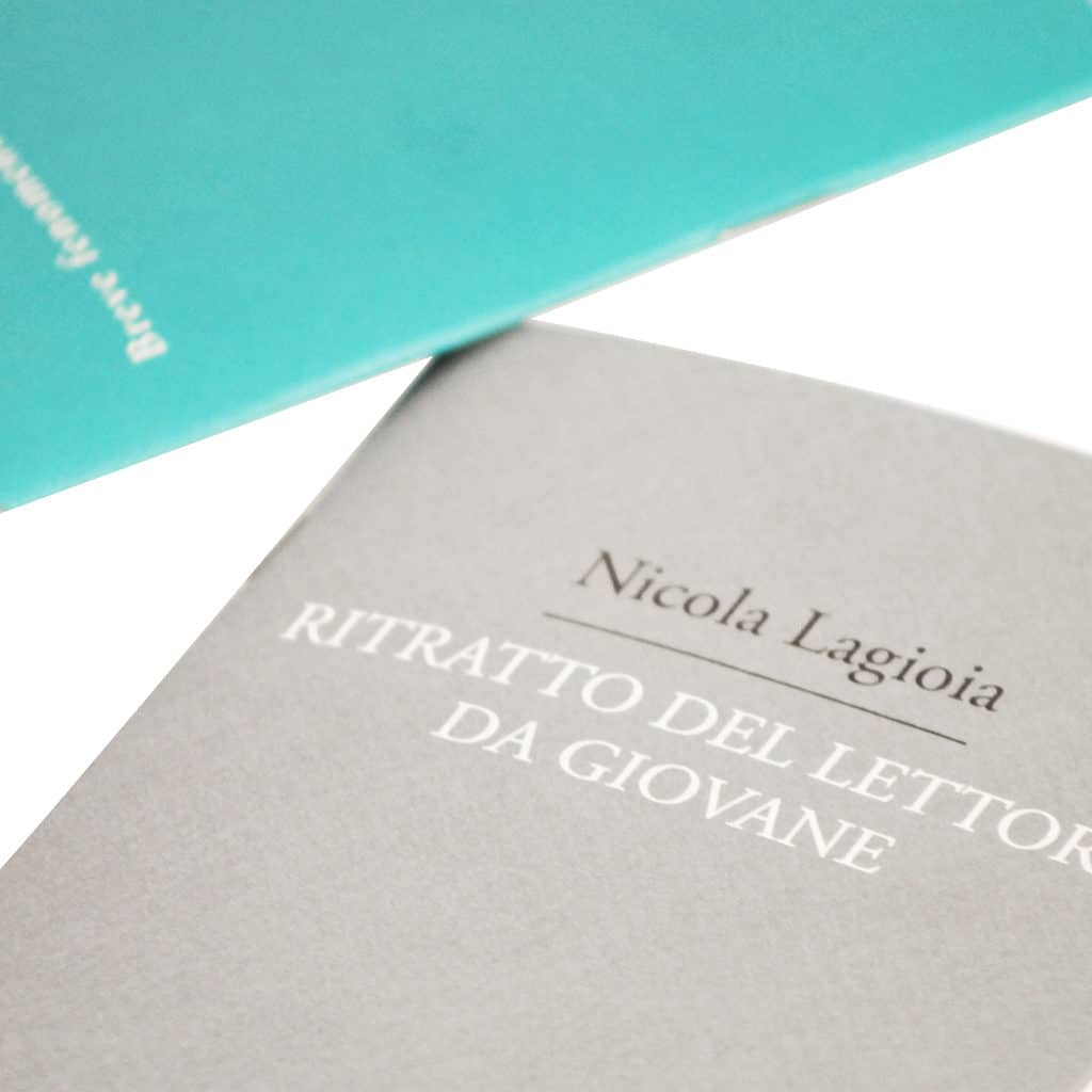 special edition booklets for the library association of Turin